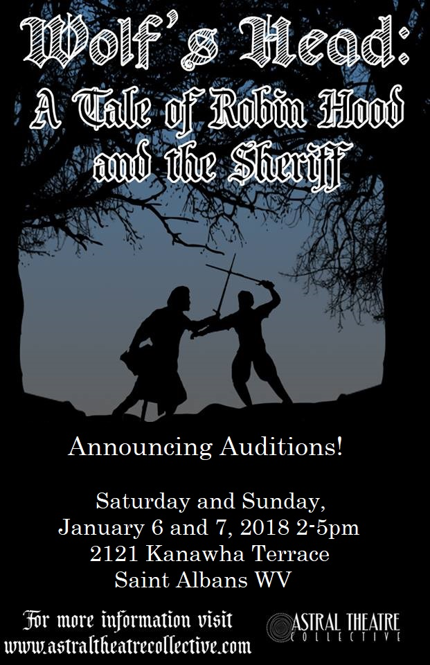 2017-12-19 Robin Hood auditions