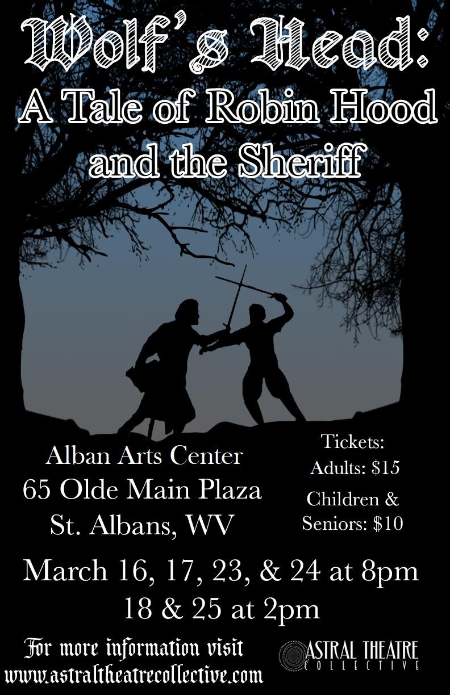 2017-11-9 Robin Hood