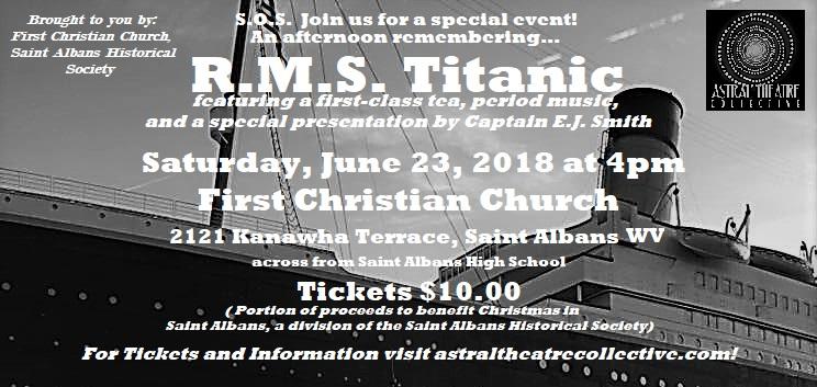 2018-05-18 Titanic Event