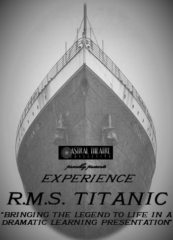 2019-06-19 Experience RMS Titanic logo